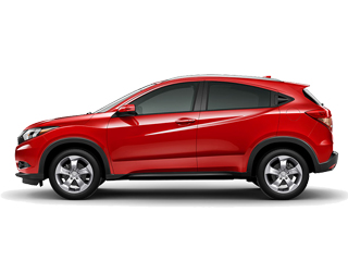 The New Honda HR-V